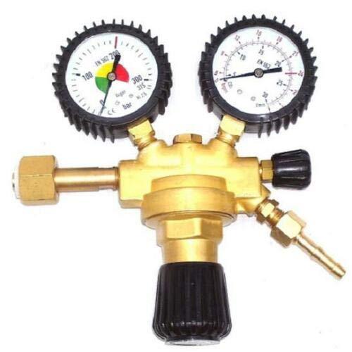 Druckregler Druckminderer Argon CO2 MIG MAG WIG TIG Gas Schweißgas Schutzgas Druckregler Gasschlauch AWZ Gasflaschendruckminderer Argon/CO² für Schutzgasschweigerät