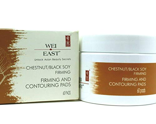 Wei East Chestnut Black Soy Firming and Contouring Pads