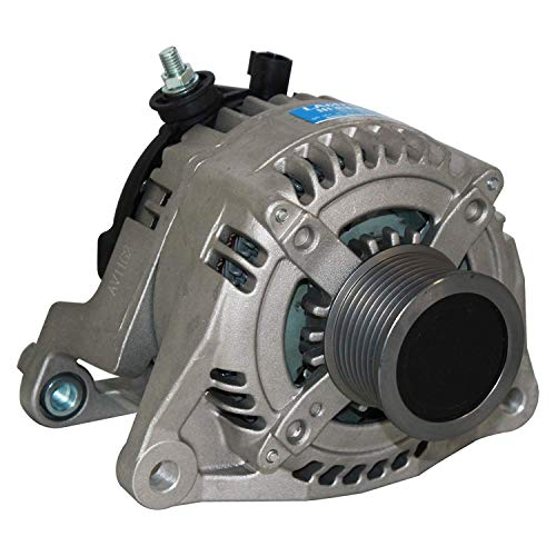 LActrical High Output Alternator fits DODGE Ram Pickup Hemi Truck 6.7L L6 Commins Diesel 07 08 09 10 11 12 custom 250 Amp