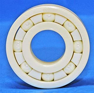 VXB Brand Full Ceramic 608 Miniature Bearing 8x22x7 ID=8mm OD=22mm Width=7mm