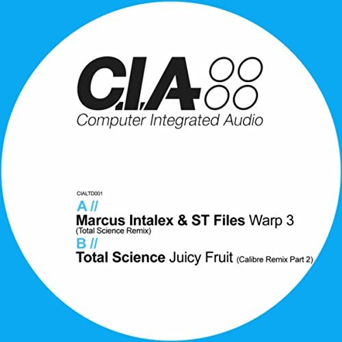 Marcus Intalex, Total Science & St Files
