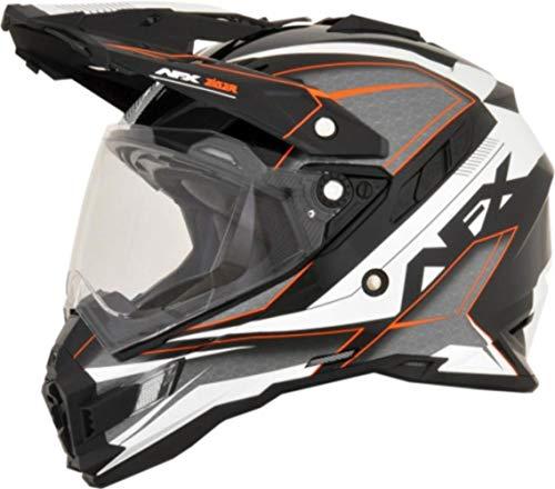 AFX 01321038 Peak for FX-41DS Eiger Helmets - Orange