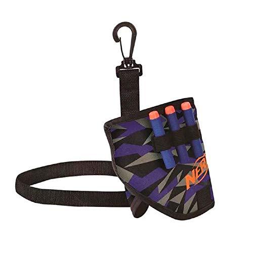 Nerf Elite Coldre (Porta Lançador) Ajustável Compartimento para até 3 Dardos Indicado para +8 Anos Multikids - BR938