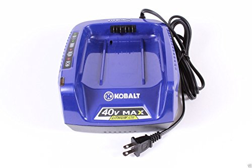 Kobalt KRC 60-06 40-Volt Lithium Ion Standard Cordless Power Equipment Battery Charger