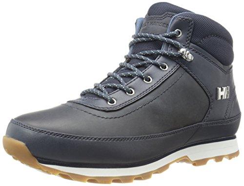 Helly Hansen Helly Hansen Herren Calgary Chukka Boots, 10874, Blau (Navy/Total Eclipse/Grey/Gum 597), 40.5 EU