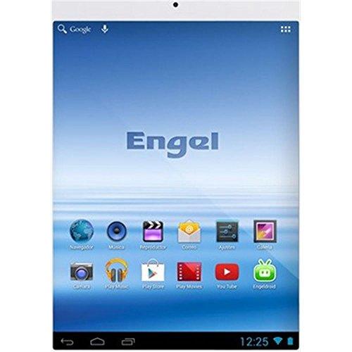 Engel Axil TB0841IPS 8GB Gris, Color Blanco - Tablet (Minitableta, Pizarra, Android, Gris, Color Blanco, Polímero de Litio, 802.11b, 802.11g, 802.11n)