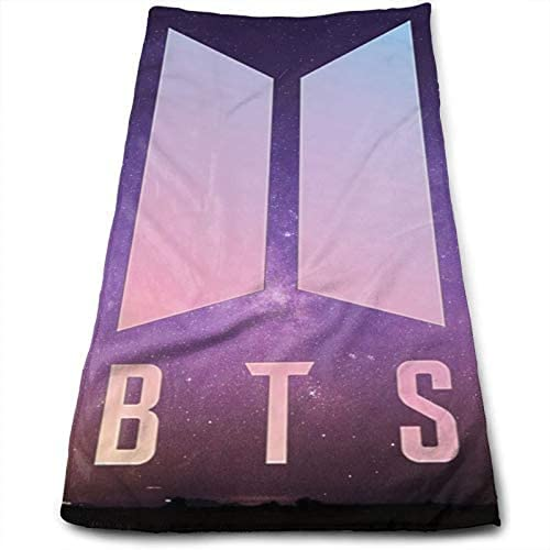 NBAOBAO BTS - Toalla de playa, toalla de baño, toalla de gimnasio, toalla de yoga, toalla deportiva, toalla de secado rápido para baño/playa, spa, deportes, yoga, viajes (BTS-5,90 cm x 180 cm)