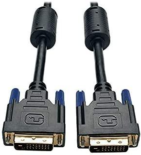 TRIPP LITE P560-010 DVI Dual Link TMDS Cable, 10ft (P560-010)