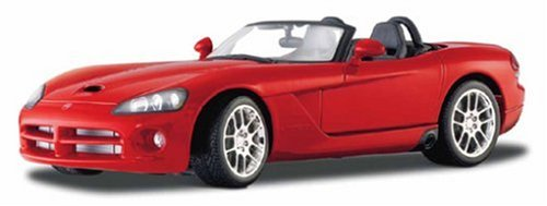 Maisto 2003 DODGE Viper SRT-10 Special Edition 1:18 Scale