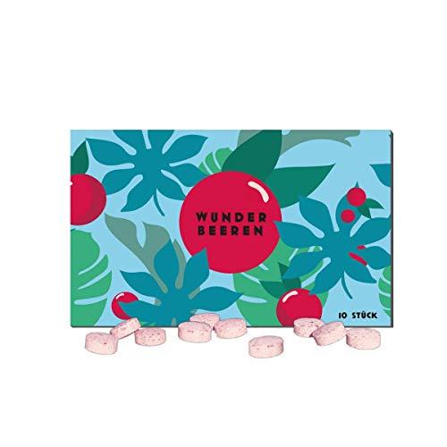 10 Tabletten: Miracle Berry/Wunderbeere/Miracle Fruit - Agarbatti (50)