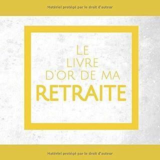 Amazon.fr : livre d'or depart en retraite