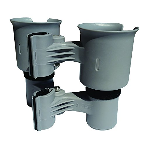 Photo of a black colored ROBOCUP Portable Caddy