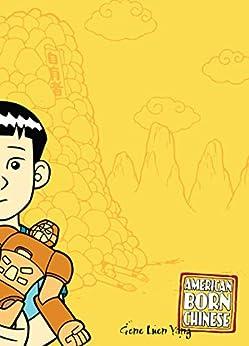 American Born Chinese by [Gene Luen Yang]