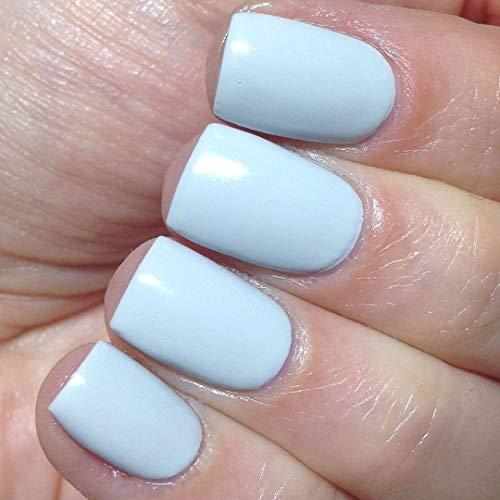 IN.HYPE UV/LED Gel Polish - Pastel Baby Blue. PALE SKY #20
