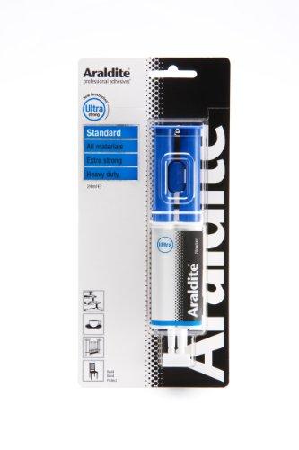 Araldite ARA-400003 - Pegamento de dos componentes (tamaño: 24ml)