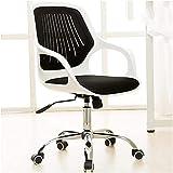 LTHDD Computer Chair, Home Office Backrest Boss Chair, Ergonomic Chair, Office Desk Swivel Chair Seat