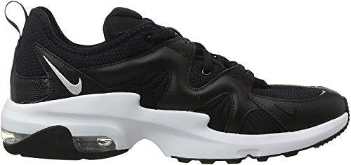 Nike Damen WMNS AIR MAX GRAVITON Laufschuhe, Schwarz (Black/White 001), 37.5 EU