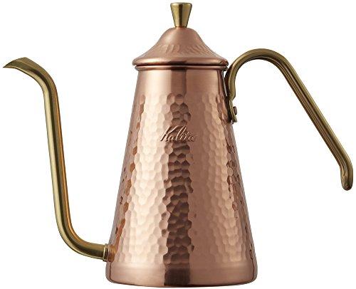 カリタ Kalita コーヒーポット 銅製 スリム 銅0.7L TSUBAME&Kalita 700CU #52203
