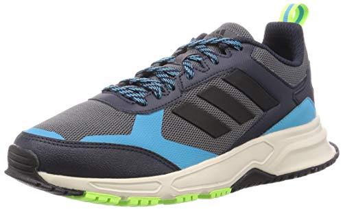 adidas Rockadia Trail 3.0, Scarpe da Ginnastica Uomo, Tinley/Negbás/Gricin, 44 EU