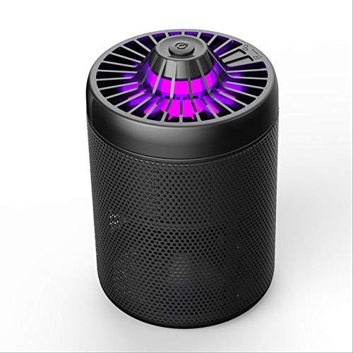 LGOO1 Neue Outdoor Indoor Mückenschutz Lampen-bewegliches Inhalable Home Office USB Mute Insektenvernichter Licht Photokatalysator Anti-Moskito-Lampen USB Powered Elektrische Vortex-Moskito-Mörder-LED