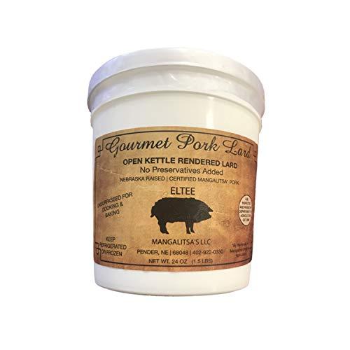 Mangalitsa's Heritage Breed Finest Pork Lard - 1.5 pounds
