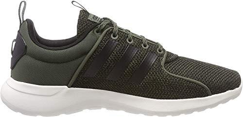 adidas CF Lite Racer, Zapatillas de Deporte Hombre, Verde (Verbas/Negbás/Verbas 0), 48 EU