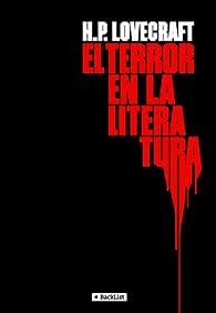 El terror en la literatura par H. P. Lovecraft