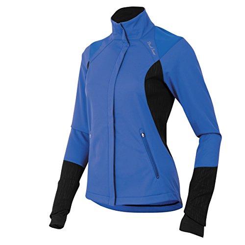 Pearl izumi fly run veste softshell w (bleu nuit)