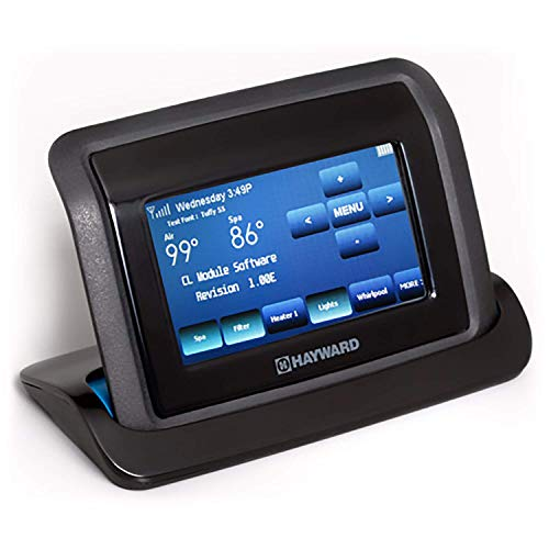 Hayward Goldline AQL2-POD2 AquaPod 2.0 Touchscreen, Waterproof Wireless Remote Minnesota
