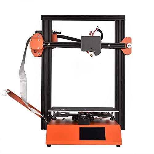 3D-Drucker, Ultra-Leises 3D-Drucker-DIY-Kit, mit Wiederherstellungsdruckfunktion, Touchscreen, Filamenterkennung, Druckgröße 235X235X250mm