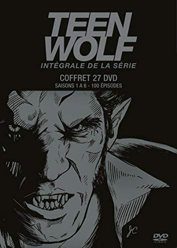 Teen Wolf: The Complete Season 1-6 [27 DVDs]