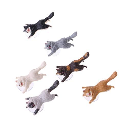 N/A/ SWEETWU COOL Mr Cat - Soporte para teléfono móvil, soporte para tabletas y teléfonos inteligentes