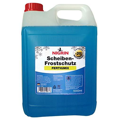 Nigrin 74487 Scheibenfrostschutz bis -20°C, 5 Liter