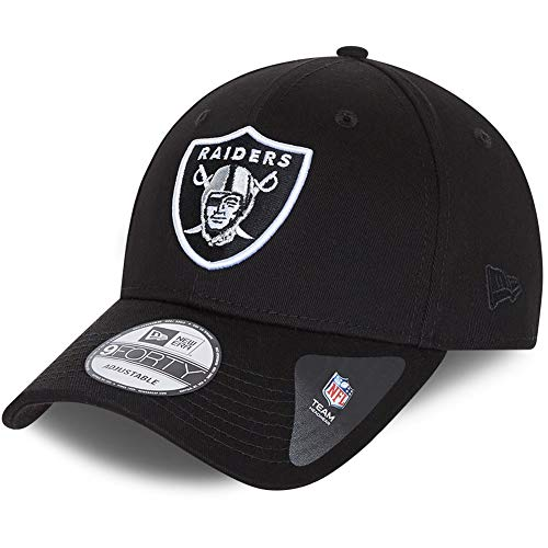 New Era 9Forty NFL Cap - Base Oakland Raiders schwarz