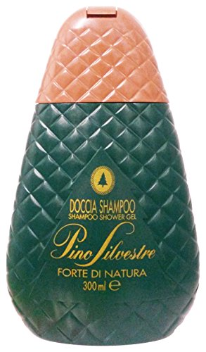 Pino Silvestre Forte di Natura Doccia Shampoo/Shampoo Shower Gel 300ml