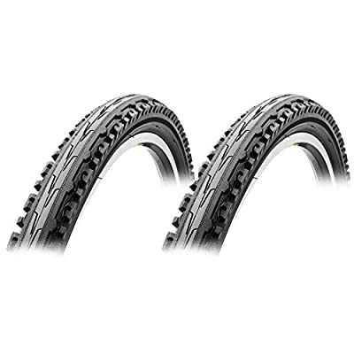 Sunlite K847 Kross Plus Goliath 26x1.95 PAIR Mountain Bike Tires Urban/Trail