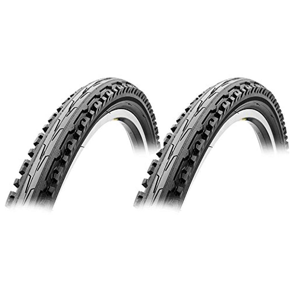 Sunlite K847 Kross Plus Goliath 26x1.95 PAIR Mountain Bike Tires Urban/Trail r00892057293778