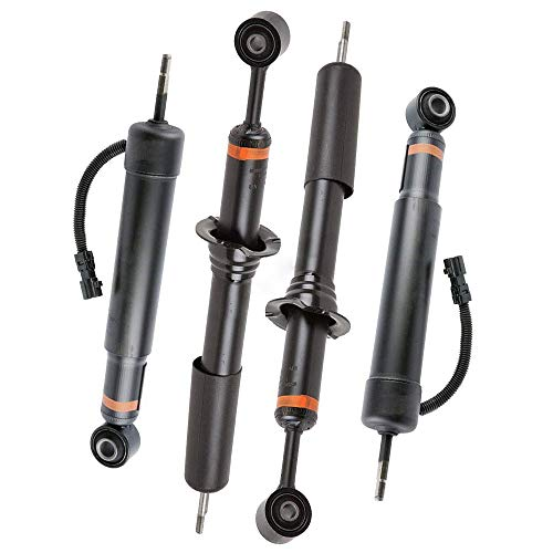 Koauto Complete Set Of 4 Front & Rear Shocks Set Absorbers For Lexus GX470 4.7L