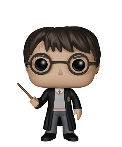 Funko Pop! Movies Harry Potter – Figura de vinilo de Harry Potter #01, 10 cm