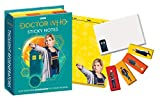 Product Image of the Doctor Who 13th Dr. Sticky Notes Booklet