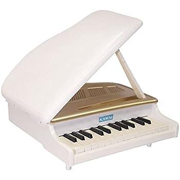 KAWAI ミニグランドピアノ (ホワイト)