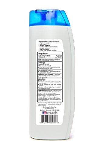 Mountain Falls Dandruff Shampoo, Dry Scalp Relief, with Almond Oil, Compare to Head & Shoulders, 14.2 Fluid Ounce