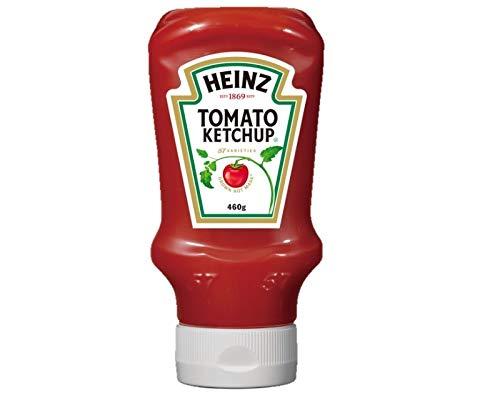 ハインツ トマトケチャップ 逆さボトル B460g [5405]
