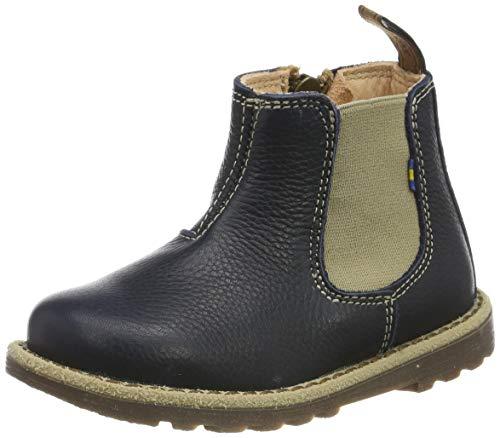 Kavat Unisex-Kinder Nymölla EP Chelsea Boots, Blau (Blue 989), 24 EU