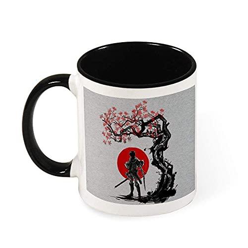 N\A Taza de cerámica Ataque En Titán Titán Shifter bajo el Sol Taza de té, Regalo para Las Mujeres, Las niñas, Esposa, mamá, Abuela, 11 oz