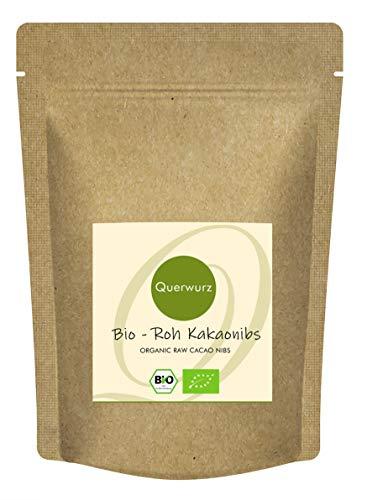 Bio Kakao Nibs roh (500 g)