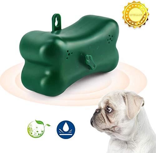 Dispositivo Antiladridos Ultrasónico AuDispositivo Antiladridos Ultrasónico Automático Disuasorio de Corteza para Perro, Dispositivo de Control de ladrido Collar 100% Seguro y Inofensivo para Perros