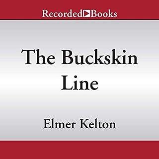 The Buckskin Line audiobook cover art
