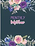 Bird Watching Log Book: Nice Floral Large Daily Weekly & Monthly Annual Expense Income and Saving Tracker Bill Organizer Notebook Business Money ... Workbook Budget Planner for Mom teen & Women