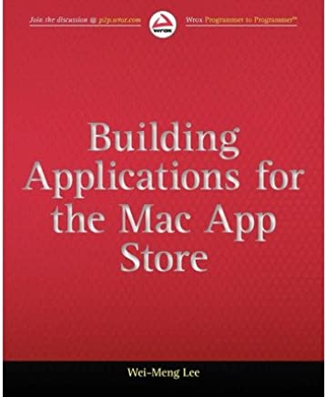 [(Building Applications for the Mac App Store * * )] [Author: Jenny Lee] [Aug-2011]